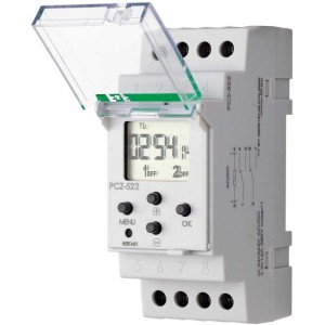 PCZ-522. Реле времени программируемое.