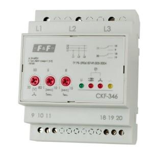 CKF-346. Автомат защиты электродвигателей.