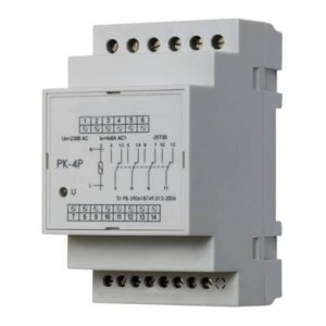 PK-4P/12. Электромагнитное реле.