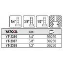 Быстрое соединение YATO. YT-2396