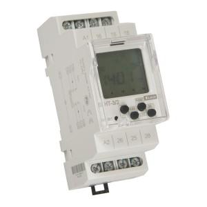 SHT-3/2/230V Цифровой коммутирующий таймер.
