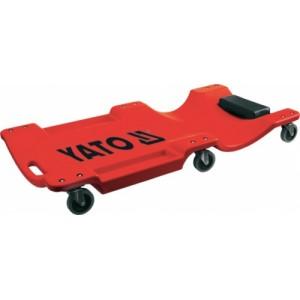 YATO YT-0880. Лежак подкатной.