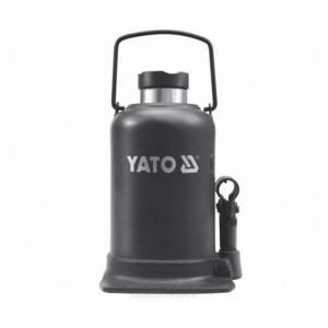 YATO YT-1704. Домкрат гидравлический бутылочный 10т.