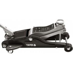 YATO YT-1720. Домкрат гидравлический подкатной 2т.