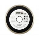 YATO YT-6012. Диск отрезной с алмазным покрытием.