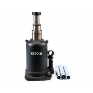 YATO YT-1715. Домкрат гидравлический бутылочный 12т.
