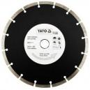 YATO YT-6004. Диск алмазный отрезной 180мм.