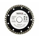YATO YT-6023. Диск алмазный отрезной 125мм.