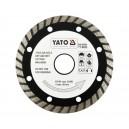 YATO YT-6024. Диск алмазный отрезной 180мм.