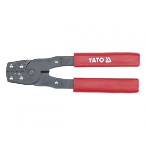 YATO YT-2255. Инструмент для обжима и зачистки провод.