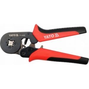 YATO YT-2240. Инструмент для обжима проводов.