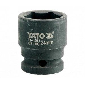 YATO YT-1014. Головка торцевая ударная 24мм.