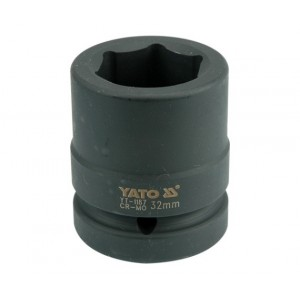 YATO YT-1187. Головка торцевая ударная 32мм.