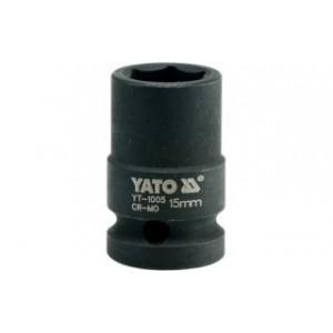 YATO YT-1005. Головка торцевая ударная 15мм.
