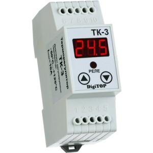 ТК-3. Цифровой терморегулятор.