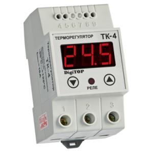 ТК-4. Цифровой терморегулятор.