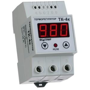 ТК-4к. Цифровой терморегулятор.