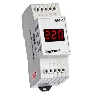 Вм-1. Цифровой индикатор напряжения.