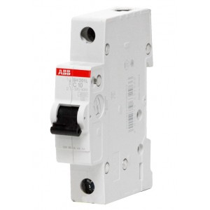 ABB SH201L 6А. Автоматический выключатель.
