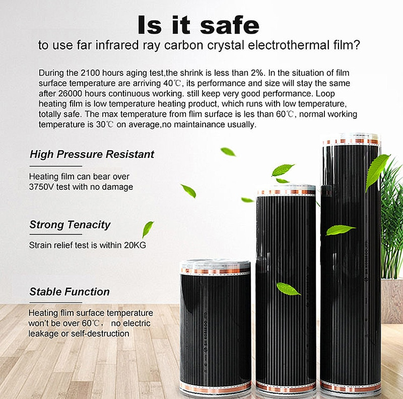 minco heating film 2