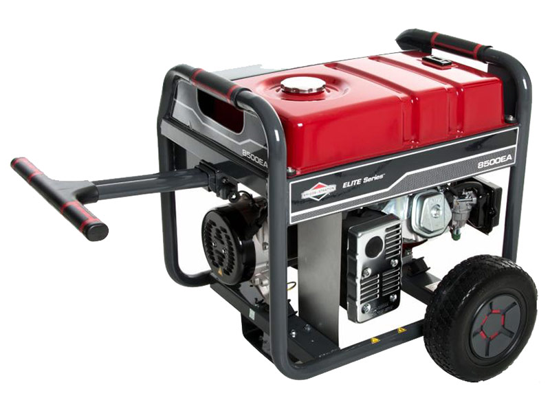 Briggs Stratton Elite 8500EA 4