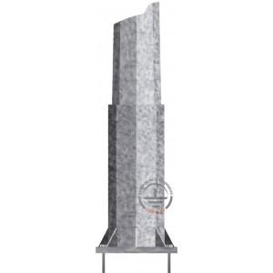 GL-21208 GALMAR. Фундамент для молниеприёмника вертикального высокого.