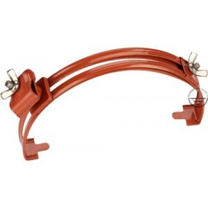 GL-11564A GALMAR. Зажим на конёк для токоотвода.