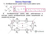 Формула первого закона кирхгофа – Закон Киргофа. 1 и 2 закон Кирхгофа. Определение, формула