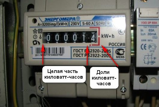 Как правильно записать показания счетчика электроэнергии – Как правильно снимать и считать показания счетчика электроэнергии